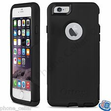 "New OEM Otterbox Commuter Series Black Shell Case for Apple iPhone 6 6S (4.7"")"