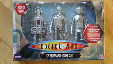 Age Of Steel Cyberman figuras Doctor Who