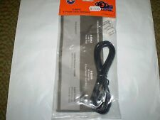 LIONEL 6-82043  POWER CABLE EXTENSION 6' NEW NIP