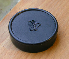 genuine earliest minolta  SR push on rear lens cap