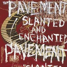 Pavement SLANTED & ENCHANTED Debut Album 180g +MP3s DOMINO New Sealed Vinyl LP