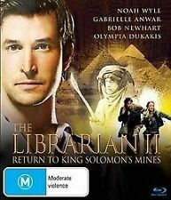 The Librarian 02 - Return To King Solomon's Mines (Blu-ray, 2008)