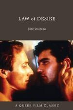 Law of Desire: A Queer Film Classic (Queer Film Classics)