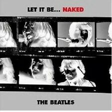 THE BEATLES - LET IT BE...NAKED  CD + BONUS CD  12 TRACKS BEAT POP & ROCK NEU