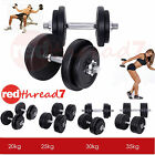 Dumbbell Set Weight Lifting Dumbbells Home Gym Fitness Exercise Adjustable Sexy