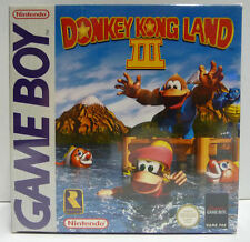 DONKEY KONG LAND III 3 - NINTENDO GAMEBOY GAME BOY GB RARE REGION FREE