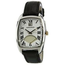 Romanson Classic TL0394MM-1CAS1G Stainless Steel Black Men Watch
