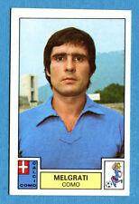 CALCIATORI 1975-76 Panini - Figurina-Sticker n. 84 - MELGRATI - COMO -New