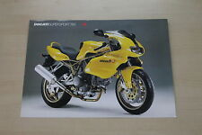 167899) Ducati 750 SS Prospekt 1999