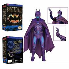 "BATMAN - 1989 Classic Video Game Appearance 7"" Action Figure (NECA) #NEW"