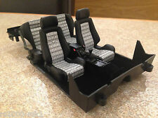 1/18 NOREV FORD CAPRI MK3 2.8 INTERIOR SEATS ++ MODIFIED TUNING UMBAU DIORAMA