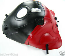Suzuki HAYABUSA 1999 Bagster TANK PROTECTOR COVER new IN STOCK black red 1379A