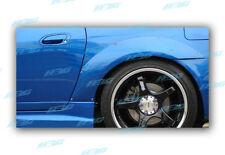 S2000 00-09 Honda AP1 AP2 D style Poly Fiber Rear Fender Flares body kit PAIR