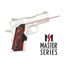 Crimson Trace LG-902 1911 Compact Master Series Rosewood Lasergrip Sight