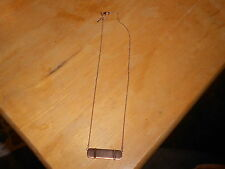 Keep Collective Keeper Horizontal ID Pendant w/Chain (new) ROSE GOLD