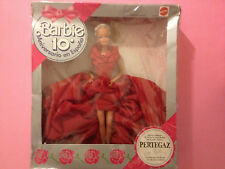 BARBIE 10TH ANIVERSARIO REF.6747 DESIGNED BY MANUEL PERTEGAZ NRFB 1988