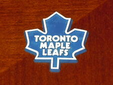 TORONTO MAPLE LEAFS RARE Vintage NHL RUBBER Hockey FRIDGE MAGNET Standings Board