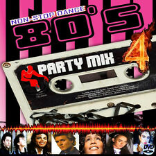 The 80s Party Mix 4 -Non Stop Dj Video Mix Dvd- 95 Minutes Of Hits!!!!! AMAZING