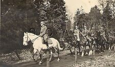 WWII German RP- Soldier- Artillery Work Horse- White Horse- Helmet- Moves Fwd