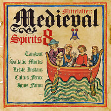CD Edad media Medieval Spirits 8 de Various Artists