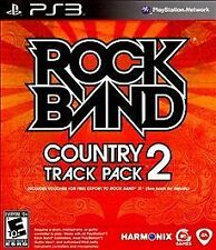 PS3 Rock Band: Country Track Pack 2 PlayStation 3 BRAND NEW (FREE SHIPPING)