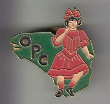 RARE PINS PIN'S .. ART JOUET TOY POUPEE DOLL COLLECTOR CLUB OUEST BRETAGNE ~DA