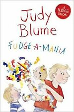 Fudge-a-Mania by Judy Blume (Paperback, 2014) New Book