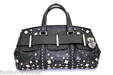 ALEXANDER McQUEEN F/W 2009 COLLECTABLE ITEM STUDDED VOGUE SHOPPER WEEKENDER BAG