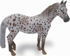 BRITISH SPOTTED PONY MARE - Horse Model by CollectA 88750 - New 2016 model
