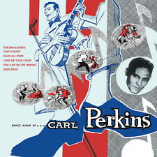 Dance Album Of... Carl Perkins - Carl Perkins (2016, Vinyl NEUF)2 DISC SET