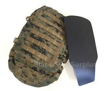 Assault Frame Sheet Stiffener Panel for the USMC Gen I & II ILBE Assault Pack