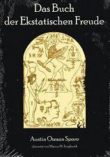 DAS BUCH DER EKSTATISCHEN FREUDE - Austin Osman Spare KERSKEN-CANBAZ - NEU