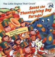 The Little Engine That Could Saves the Thanksgiving Day Parade