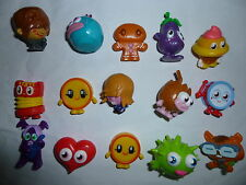 Collection of 15 Moshi Monsters