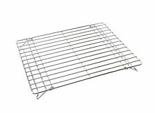 Universal Chrome Extra Folding Base Oven Cooker Rack Grill Cooking Tray Shelf