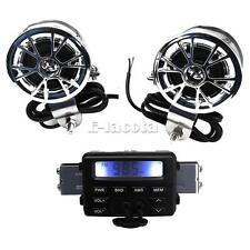 Motorcycle Radio MP3 Speaker for Honda Shadow Aero Phantom VLX 600 750 1100