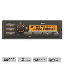 VDO Dayton tr7322u-or 24v USB RDS Sintonizzatore Radio Bus Camion Truck 24 Volt 24 V Volt