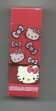 Sanrio Hello Kitty Eraser 2 Erasers Red Bows