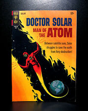 COMICS: Gold Key: Doctor Solar: Man of the Atom #16 (1966) - RARE (star trek)