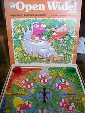 Vintage Whitman Board Game - OPEN WIDE! Hippo Tooth Pulling - 1977