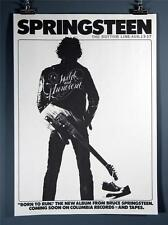 Bruce Spingsteen, Born to Run, The Bottom Line, Poster