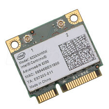 Intel Half 622AN 6200 Mini PCI-E Card 300Mbps for DELL Acer Gateway Notebook