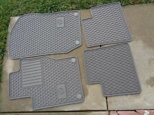 2006-2011 Mercedes-Benz W164 ML350 ML550 ML63 AMG RUBBER FLOOR MAT GL550 CL350