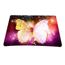 Big Butterfly Anti-slip MousePad Mice Mat For Optical Wireless Laser Mouse