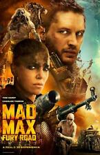 POSTER MAD MAX FURY ROAD CHARLIZE THERON TOM HARDY MEL GIBSON INTERCEPTOR #7