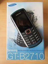 Samsung Xcover gt-b2710 - gnóstica azul (sin bloqueo SIM) celular OVP