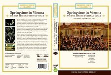 IMPERIAL  Springtime In Vienna-Jacques Offenbach & Robert Stolz (DVD,All,New)
