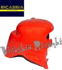 7758 - CUFFIA MOTORE IN PLASTICA ROSSA VESPA 125 VNB5T VNB6T