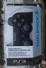 Brand New PS3 Controller Black Color Wireless DualShock 3 For Sony Playstation