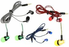 Mp3 player mobile phone noise isolating in ear earphones headphones Buy 2 1 Free